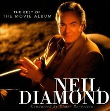 The Best Of The Movie Album by Neil Diamond 2 CD's *Like New* *Free Shipping*