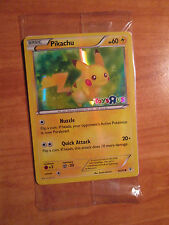 US VERSION Pokemon TOYS R US 20th Anniversary PIKACHU Card Generation 26/83 Holo