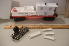 ~UNITED STATES COAST GUARD EMERGENCY MEDICAL UNIT~LIONEL~9325-T-5A~