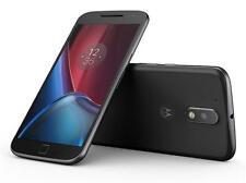 Motorola Moto G4 Teléfono inteligente Negro 16GB Sim Libre Plus