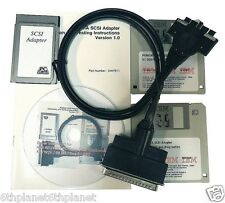 IBM 40G1890 PC Card (PCMCIA) SCSI Controller New & Unused. XP/2000/98/95/Dos/OS2