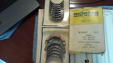 1300P .010 Michigan Main Bearings Ford 240-300, 1965-66
