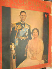 Coronation Of Our King & Queen Magazine-George Newnes