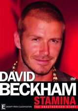 David Beckham: Stamina DVD NEW