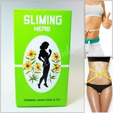 200 BAGS SLIMMING CHINESE GREEN TEA HERB FAT LOSS DIET DETOX BURN WEIGHT DRINK