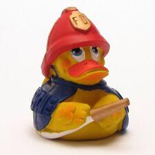 Brandweerman Rubber-Duck Badeend Badeendje