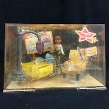 Lil Bratz Rooms Talia Stackable Portable Living room Unused Dollhouse MGA 2004