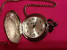 "Benrus DAD pocket watches w/chain ""FATHERS DAY""brand new no box, M120,121,127"