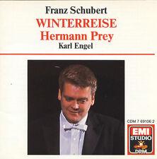 Schubert: Winterreise  Hermann Prey, Karl Engel