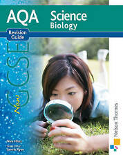 New AQA Science GCSE Biology Revision Guide, English, Nigel Paperback Book