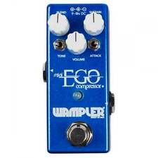 Wampler Mini Ego Compressor Comp Guitar or Bass Effect Pedal - Brand New!