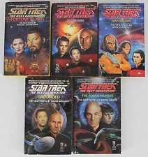 Star Trek The Next Generation TNG 1991-1993 #15 17 23 25 26 PB Lot of 5, 1st Ed