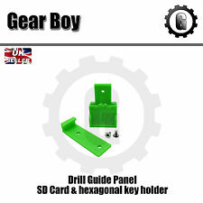 CTC Dual Extruder 3D printer Y-axis upgrade part - Drill Guide Panel