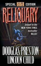 Reliquary by Douglas Preston LIncoln Child-Paperback-XX1058