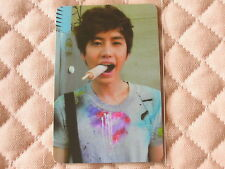 (ver. Kyuhyun) Super Junior 4th Album BONAMANA Photocard TYPE A