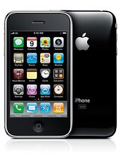 Apple Iphone 3g 8 gb Nero Smartphone cellulare ORIGINALE WI-FI BT Ref. grado C