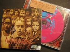 """KORN """"UNTOUCHABLES"""" - CD - LIMITED EDITION"""