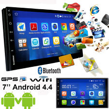 GPS Navi Car Double DIN MP3/USB/TF/AUX Player Touchscreen Bluetooth Android Wifi