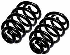 2x Audi A4 8E2, B6 8EC, B7 With Sports S-Line Rear Coil Spring 2000-2008