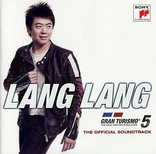LANG LANG - GRAN TURISMO 5 - THE OFFICIAL SOUNDTRACK / CD - TOP-ZUSTAND