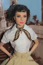 NRFB POUPÉE BARBIE AUDREY HEPBURN IN ROMAN HOLIDAY collection collector X8260