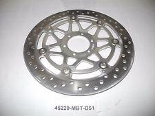 Disco de freno izquierda Honda XL1000V Varadero SD02 AÑO 05-11 Neufa
