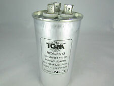 DUAL RUN CAPACITOR 50+5MFD 440V FOR A/C REFRIGERATION COMPRESSOR AND MOTORS