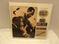 Duke Ellington/Billy Strayhorn-Great Times! Riverside OJC108, MONO, A1/B1, NM