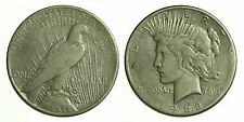 pci1206_2) U S A Peace  Dollar 1922