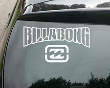 LARGE BILLABONG SURF Funny Car/Window JDM VW EURO Vinyl Decal Sticker D2
