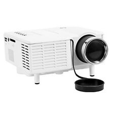 Mini Portable HD LED Projector Home Cinema Theater PC Laptop VGA USB SD AV HDMI