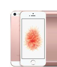 Apple  iPhone SE (Latest Model) - 16 GB - Rose Gold - Smartphone