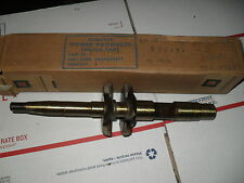 NOS POWER PRODUCTS CRANK,VERY RARE#S 1001-64,290151 GO KART,VINTAGE CHAINSAW