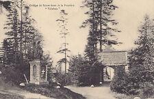 """Carte Postale """"Villebois"""" Collège STE ANNE de la POCATIÈRE Quebec Canada 1920-30"""