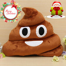 13Inch Poop Poo Family Emoji Emoticon Pillow Stuffed High Quality Plush Toy Gift