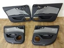 Audi a7 s7 rs7 4g Sport back set cuero cubrejuntas Exclusive