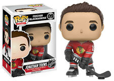 Funko Pop! Jonathan Toews #09 - NHL - Chicago Blackhawks - Vinyl - Hockey