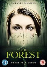 The Forest    **Brand New DVD** with card sleeve  Natalie Dormer