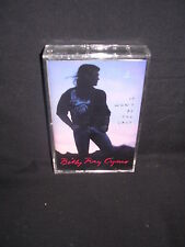 Billy Ray Cyrus It Won't Be the Last, Brand New Cassette