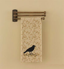 Three Prong Adjustable Wood Towel Rack - Kitchen Wall Decor by Park Designs