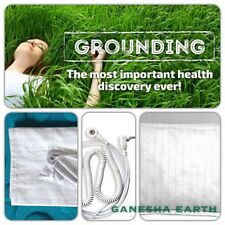 "NEW! Earthing / Grounding Pillow Case 30"" x 20""  SHIELD EMF RADIATION"