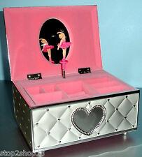 Lenox Childhood Memories Musical Ballerina Jewelry Box New