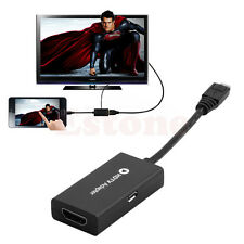 Micro USB MHL vers HDMI HDTV 1080P Adaptateur pour Galaxy S4 S3 S5 Note 2