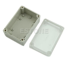 Waterproof 100x68x50mm Clear Cover Electronic Project Plastic Box Enclosure Case
