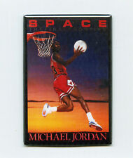 MICHAEL JORDAN - COSTACOS BROTHERS MINI POSTER FRIDGE MAGNET champion jersey usa