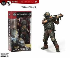 "TITANFALL 2 PILOT JACK COOPER 7"" inch ACTION FIGURE COLOUR TOPS RED MCFARLANE"