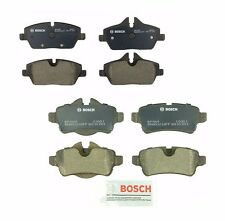 Bosch Front and Rear Disc Brake Pads Mini Cooper S