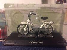 """DIE CAST PASSIONE MOTORINI """" PIAGGIO CIAO """" SCALA 1/18 TEST"""