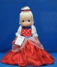 "Cinderella 2014 Freedom 12"" Doll Precious Moments Disney 5829 Signed"