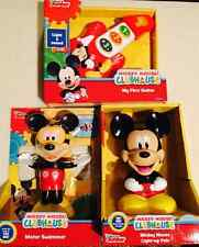 My First MICKEY MOUSE GUITAR+ Water Swimmer + Light Up Pal  Gift Set